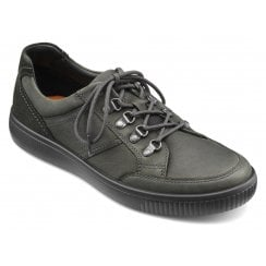 Edge Std Fit Ocean Waxed Nubuck Lace Up Walking Shoe