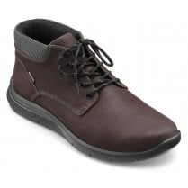 Hydro Chocolate Std Fit Waxed Nubuck Gore-tex Lace Up Boot