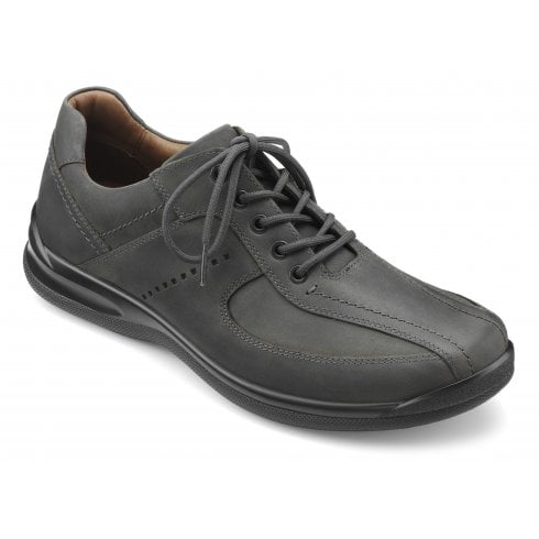 Hotter Lance Std Fit Ocean Leather Lace Up Shoe