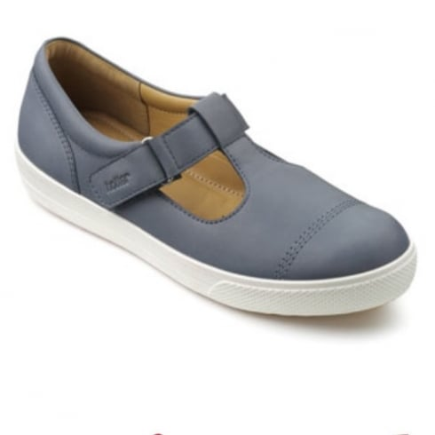 Hotter Lily Blue River Std Fit Shoe