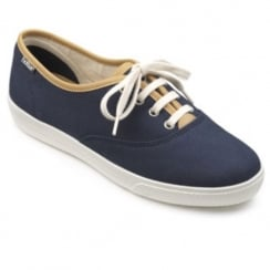 Mabel Navy Std Fit Shoe