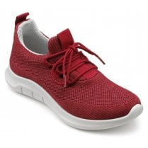 Move Scarlet Std Fit Lace Up Trainer Style Shoe