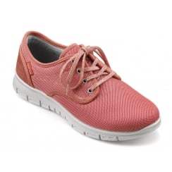 Nimbus Coral Flat Trainer Style Shoe