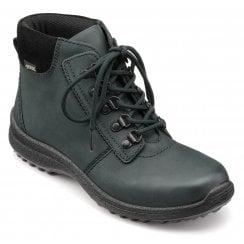 Rutland Forest Green Std Fit Nubuck/Suede Gore-Tex Flat Walking Boot