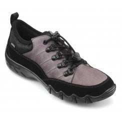 Rydal Std Fit Lilac Multi Gore-Tex/Nubuck Flat Walking Shoe