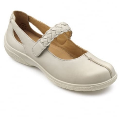 Hotter Shake Stone Wide Fit Shoes