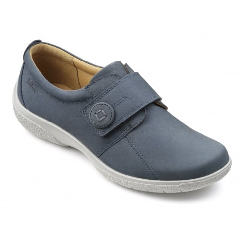 Hotter Sugar Blue River Wide Fit Shoe