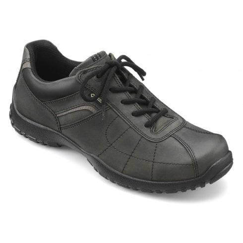 Hotter Thor Std Fit Ocean Gore-Tex Waxed Nubuck Lace Up Shoe