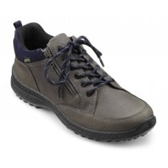 Tundra Smoke Multi Std Fit Waxed Nubuck Gore-Tex Lace Up Shoe