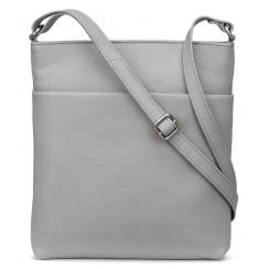Verne Pebble Cross-body Leather Bag