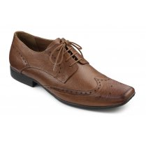 Viper Tan Std Fit Shoe