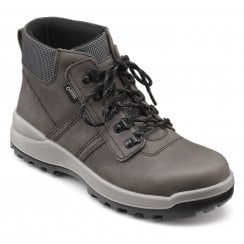 Vulcan Smoke Std Fit Waxed Nubuck Gore-tex Lace Up Boot