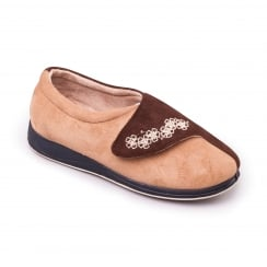 Hug Camel Easy Fasten Slipper