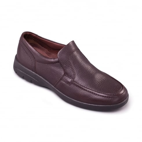 Padders Leo Brown Leather Shoe