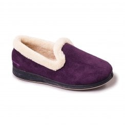 Repose Lilac Full Slipper