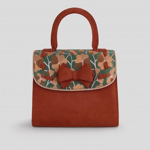 Ruby Shoo Baltimore Russet Handbag