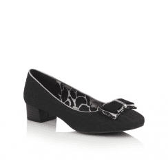 June Jet Flat Court Shoe